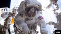 Commander Peggy Whitson is scheduled to make a spacewalk to replace a computer system that failed.