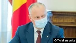 Președintele Igor Dodon