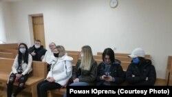 Минск, мурофиаи додгоҳии таҳқири намояндаи давлат