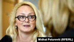 Pristup stavljanja BiH na vrh vanjsko - poitličkih prioriteta Hrvatske može biti dobar i za bilateralne i za multilateralne odnose kada se gleda kontekst EU: Lejla Ramić-Mesihović