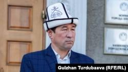 Замирбек Кочорбаев.