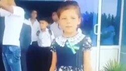 Mahsuma Abdulahadowanyň özbek prezidenti Yslam Karimowa bagyşlap düzen goşgusy