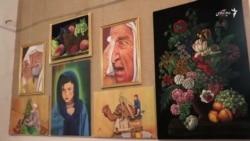 برگزاری نمایشگاه نقاشی در کابل