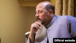 Hashmat Karzai (file photo)