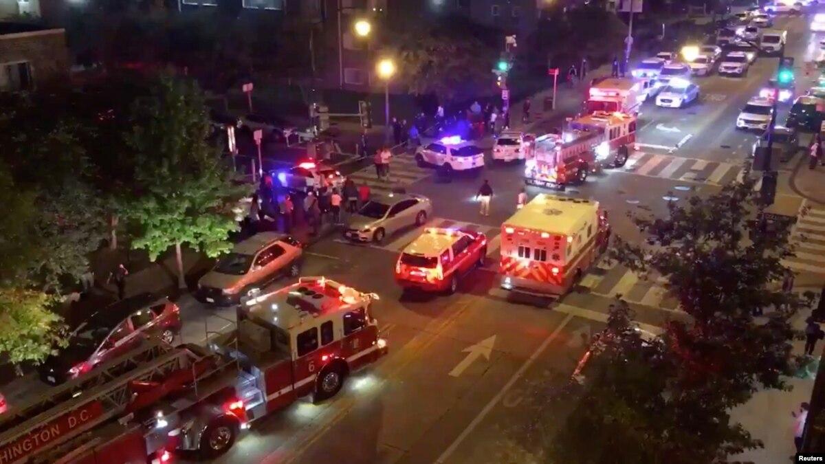 Жертвами вооруженного нападения в США стали четверо людей, нападавших застрелили полицейские