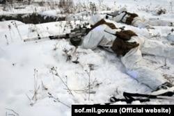 «Универсальные» бойцы должны выполнять задания в любых условиях. Фото с официального сайта ССО Украины