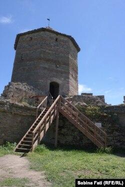 La Cetatea Albă