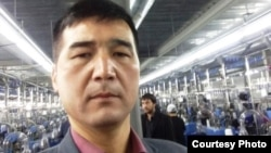Парвиз Тиней, этнический казах из Ирана, взявший в аренду земли для сельскохозяйственных нужд в Кызылординской области.