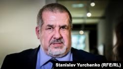 Голова Меджлісу кримськотатарського народу Рефат Чубаров