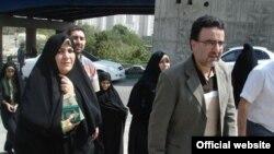 بدرقه مصطفی تارجزاده به زندان اوین