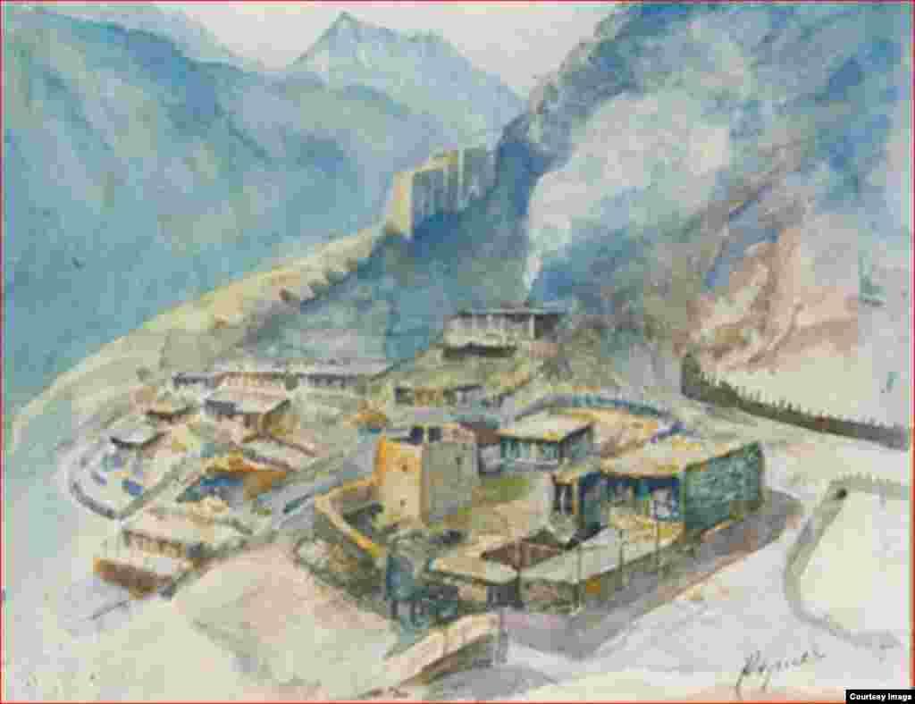 Аул Гул (Гули), 1920-е гг.