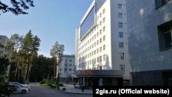 Национальный медицинский исследовательский центр имени академика Е.Н. Мешалкина в Новосибирске