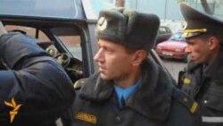 Суд над удзельнікамі акцыі салідарнасьці 25.10