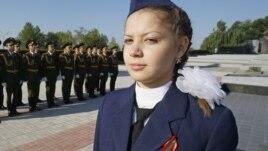La parada militară din Tiraspol