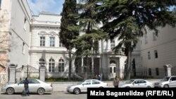 Резиденция президента Грузии в Тбилиси