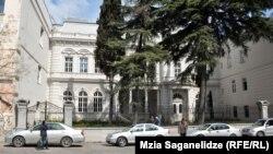 Новая резиденция президента Грузии в Тбилиси
