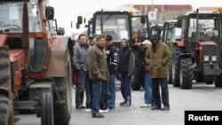 Protest poljoprivrednika, 30.3.2012.