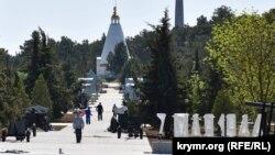 Комплекс «Сапун-гора» в Севастополе, 2020 год
