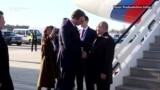 Dolazak predsednika Rusije u Beograd