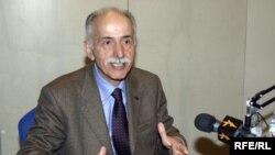 دکتر عبدالکریم لاهیجی نایب رییس فدراسیون حقوق بشر