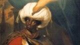 Portret de epocă al lui Abraham Hanibal