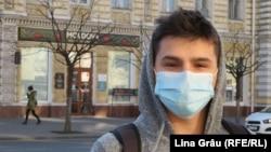 Chișinăul în plină epidemie de coronavirus