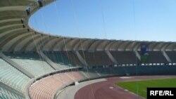 Türkmenistandaky stadionlaryň biri