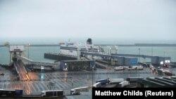 Английското пристанище Дувър
