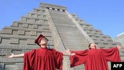 """Na lokacijama drevnih Maja slavi se """"smak svijeta"""""""