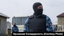 Обыск в Крыму, иллюстрационное фото