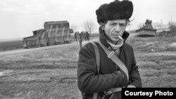 Un militar din Transnistria în 1992