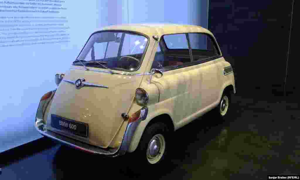 BMW-600, 1958року випуску