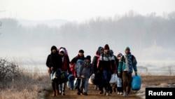 Положението на българската граница към момента остава спокойно