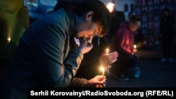 В Одесі провели віче і панахиду за загиблими 2 травня (фотогалерея)