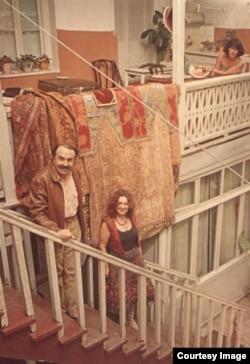 Тонино и Лора Гуэрра