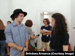 Studenți bursieri unSettled ai Scolii de vară de la Memorialul Sighet