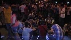 Jerevan: Demonstranti proveli drugu noć na ulicama