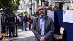 Український Лондон голосує
