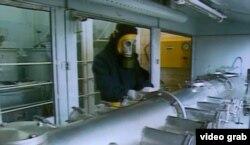 Кадр з архівного відео