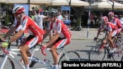 Kragujevački biciklisti na putu za Mostar, fotoarhiv