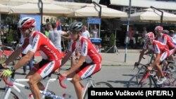 Biciklistički maraton Kragujevac - Mostar
