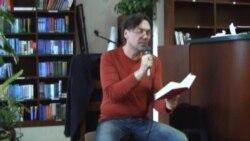Юрій Андрухович читає уривки з «Листів в Україну»