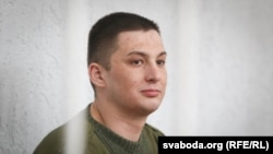 Taras Avatarau was detained in November when he arrived in Minsk on a train from Ukraine.
