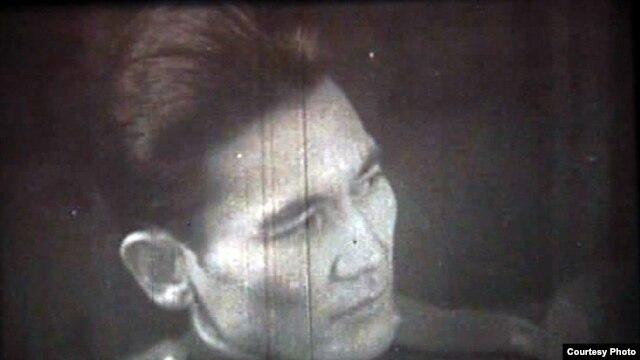 Казахский писатель и полководец Бауыржан Момышулы.