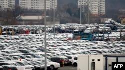 Продажи новых легковых автомобилей в странах ЕС сократились в январе-июне на 6,6% к прошлогоднему уровню