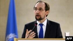 Верховний комісар ООН з прав людини Зейд Раад аль-Хусейн