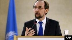 BMT-nin insan haqları komissarı Zeyd Raad al-Hüseyn