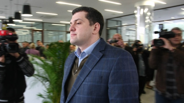 Giorgi Kalandadze, chief of the Joint Staff, is now facing a second abuse-of-office charge.