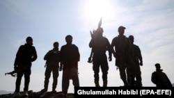 ارشیف، ننګرهار کې د افغان ځواکونو عملیات