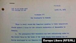 Pe urmele transmisiunilor Radio Europa Liberă pentru Moldova sovietică